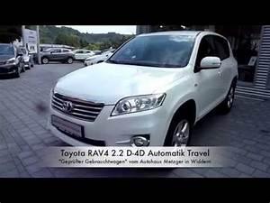 Toyota Gebrauchtwagen Automatik : toyota rav4 2 2 d 4d automatik travel als gebrauchtwagen ~ Jslefanu.com Haus und Dekorationen