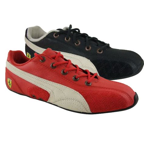 Buy the best and latest ferrari trainers on banggood.com offer the quality ferrari trainers on sale with worldwide free shipping. Ladies Puma Leather Ferrari Formula 1 Shoes Trainers | eBay