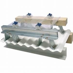 Renovation Toiture Fibro Ciment Amiante : syst me de surtoiture pour la r novation de toitures en tuiles bac acier ou fibre ciment ~ Nature-et-papiers.com Idées de Décoration