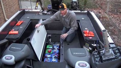 Pioneer Boats Vs Robalo by Hooking Up Batteries In Your Fishing Boat