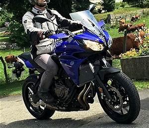 Essai Yamaha Mt 07 : yamaha mt 07 700 tracer 2016 essai moto motoplanete ~ Medecine-chirurgie-esthetiques.com Avis de Voitures