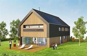 maison a energie positive allier architecture technique With maison a energie positive