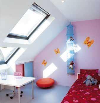 chambre dans les combles aménager une chambre d 39 enfant sous les combles