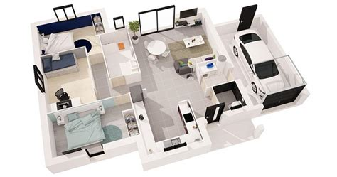 maison 3 chambre tivano 93 m 3 chambres maisons de l 39 atlantique