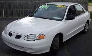 Used Cars Dayton Ohio  1999 Hyundai Elantra 4dr  White 137 128