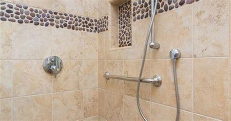 Bathroom Shower Tile Problems by Pebble Tile Shower Floor Problems Pebble Tile Shower