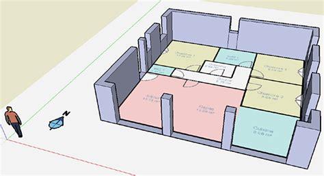 faire un plan de maison en 3d plan maison gratuit