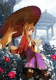 Fox Ears Anime Japanese