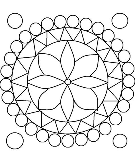 Colored blank free vector we have about (33,150 files) free vector in ai, eps, cdr, svg vector illustration graphic art design format. Free Printable Rangoli Coloring Pages For Kids