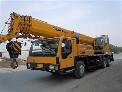 25 Ton Floor For Truck by China 25 Ton Xcmg Truck Crane Mobile Crane Qy25k Ii