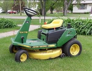 John Deere Gx70  Gx75  Gx85  Sx85  Gx95  Srx75  Srx95