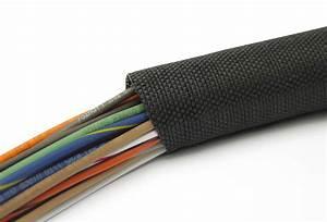 Classic Style Cloth Braided Split Wiring Loom  U2013 S U0026p Automotive