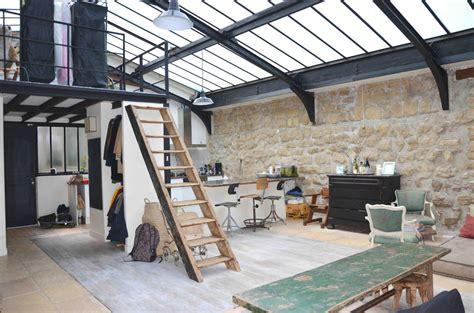 un cour de cuisine un loft atelier à planete deco a homes