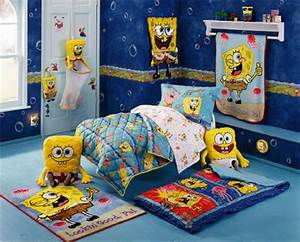 20 spongebob squarepants bedroom theme ideas house With funny ideas spongebob wall decals room design