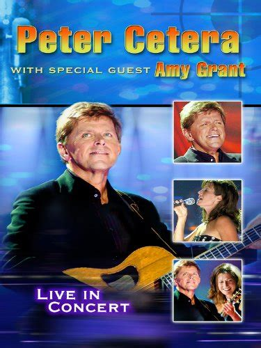 amazoncom peter cetera amy grant sound stage peter