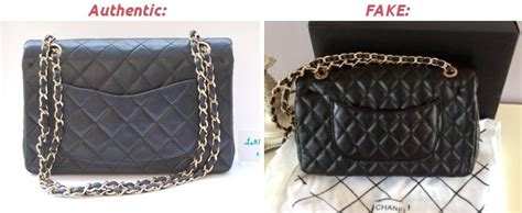 spot  fake chanel flap bag eluxe magazine