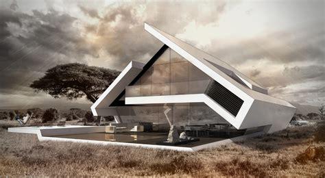 Moderne Architektur Satteldach by Innovatives Satteldachhaus In Moderner Architektur