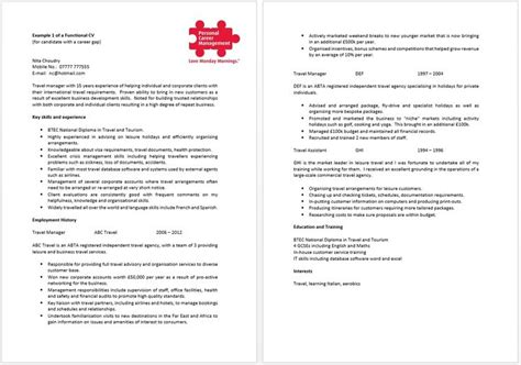Career Gap Resume by Functional Cv Template For Those With A Career Gap A Career Gap Can Be To Explain
