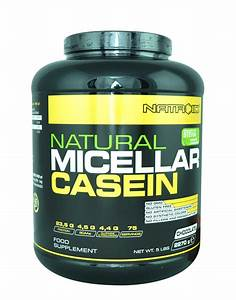 Natural Micellar Casein By Natroid  2270 Grams