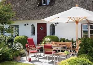 Terrassenmöbel Für Kleine Terrassen : terrasse ideen inspiration und praktische tipps living at home ~ Markanthonyermac.com Haus und Dekorationen