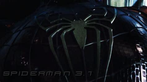 spider man  transforming  black suit extendedalternate