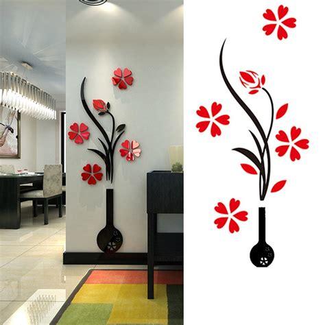 fiori adesivi per pareti immagini adesive per muro con disegni su parete disegni