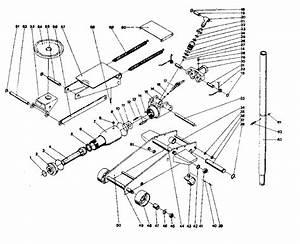 Viking Hydraulic Floor Jack Parts