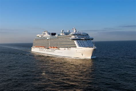 Princess Cruises Confirms Power Outage On New Royal Princess Flagship Cruise Cancelled U2013 GCaptain