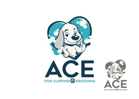 183 Modern Professional Salon Logo Designs for ACE dog ...