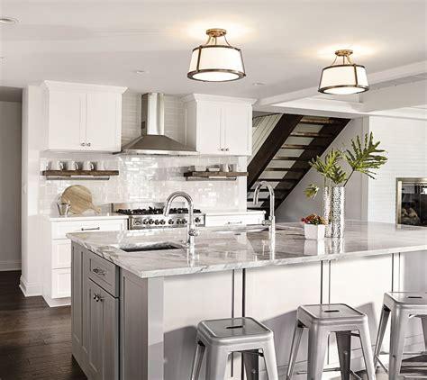clean   lighting  kitchen sink lighting ideas