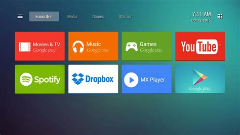 tvlauncher for android apk