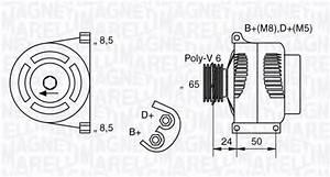 Magnetimagneti Marelli Alternator Wiring Diagram