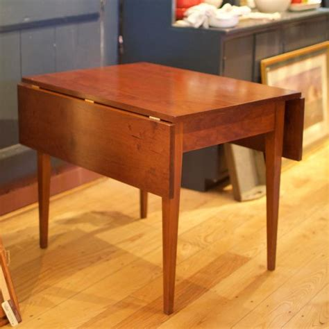 drop leaf table the shops at shaker
