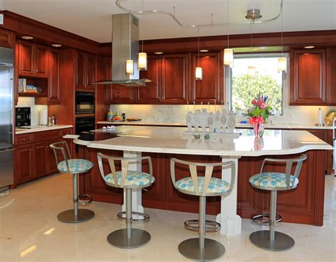 kitchens with large islands 77 custom kitchen island ideas beautiful designs