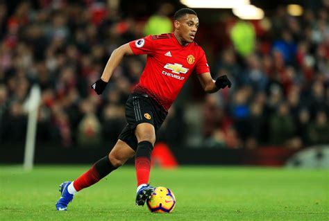 Excellent News For Manchester United Fans: Anthony Martial ...