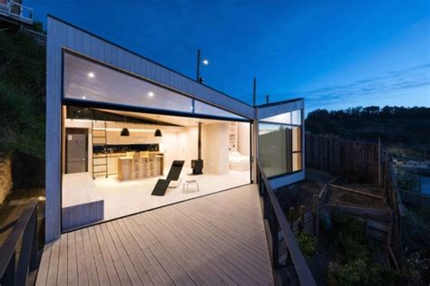 Gorgeous Minimalist Home Overlooking The In Chile by Gorgeous Minimalist Home In Chile Overlooks Jaw Dropping