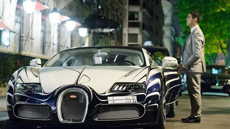 Bugatti On The Streets by Bugatti Veyron L Or Blanc On The Streets Of
