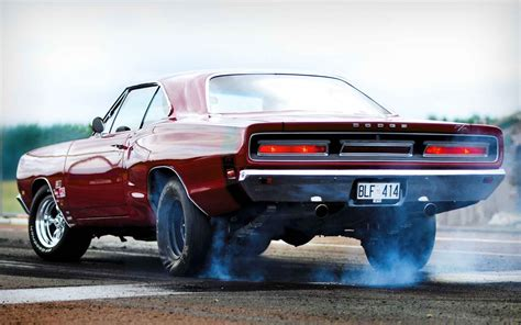 Car, Muscle Cars, Dodge Charger, Red Cars Wallpapers Hd
