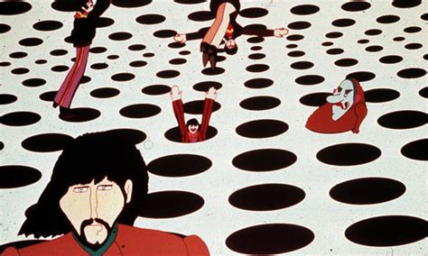 Beatles Sea Of Holes Lava L by How The Beatles Yellow Submarine Gave Rise To Modern