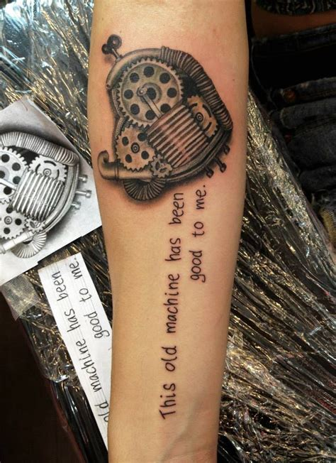 Steampunk Tattoos Designs, Ideas And Meaning  Tattoos For You