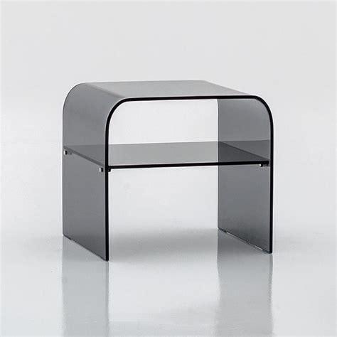 Table De Nuit Verre by Table Chevet Verre