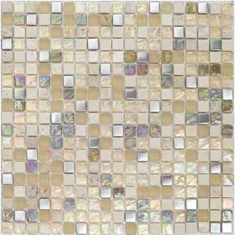 plaque de mosaique salle de bain