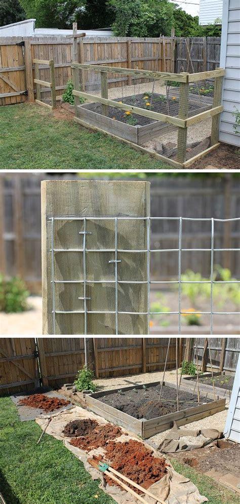Garden Fence by Diy Marble Fence For Your Garden Diy Diy Garden Fence
