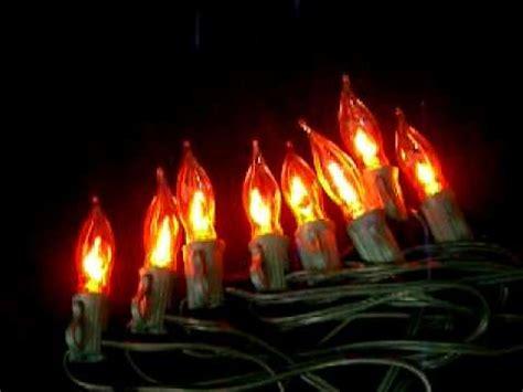 Flickering bulbs outdoor light democraciaejustica flickering flame string lights 10 c7 bulbs youtube aloadofball Images