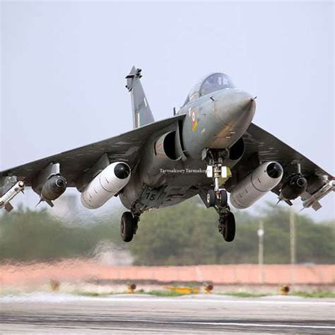 The First Squadron Of Tejas Will Fly Before