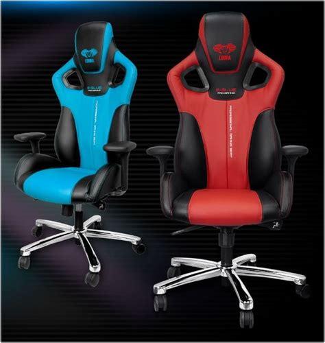 e blue gaming cobra gaming chair review proclockers