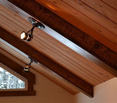 10 ideas about rustic track lighting on