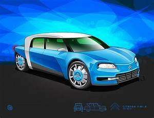 Citroën Ami 6 : citroen ami 6 revival by amauryder on deviantart ~ Medecine-chirurgie-esthetiques.com Avis de Voitures
