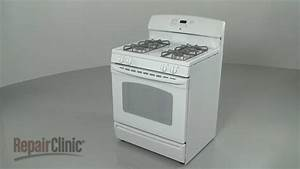Ge Gas Oven Disassembly  U2013 Range Repair Help