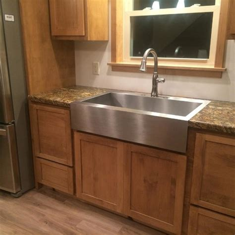 laminate countertop with farmhouse sink farmhouse sink